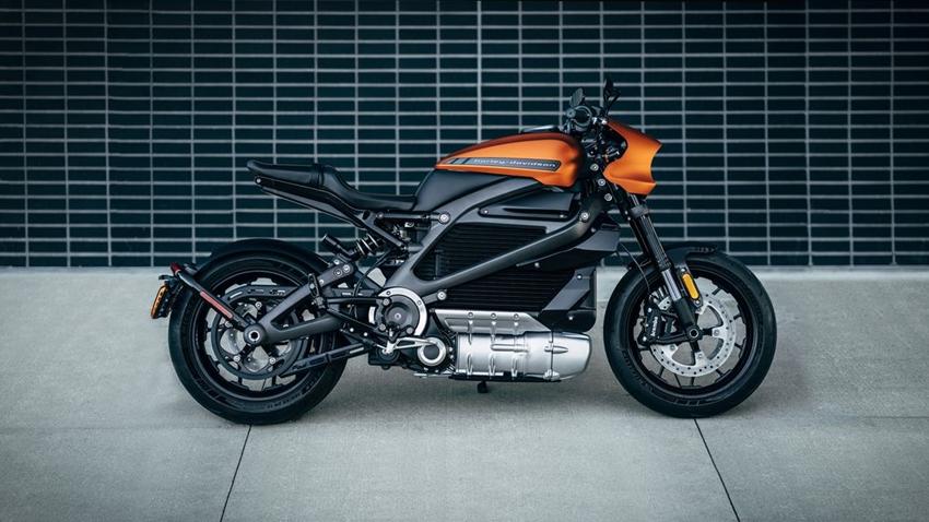 Harley-Davidson, İlk Elektrikli Motosikletini Tanıttı