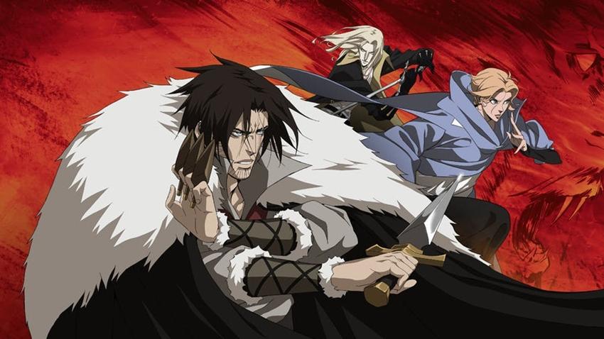 Netflix'e Birbirinden Harika Yeni Animeler Geliyor