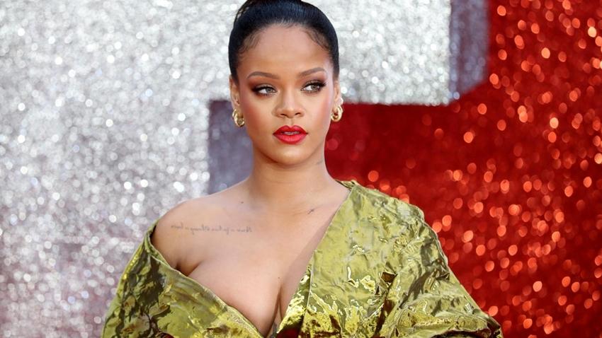 Rihanna, Şarkısını Kullanan Trump'a Tepki Gösterdi