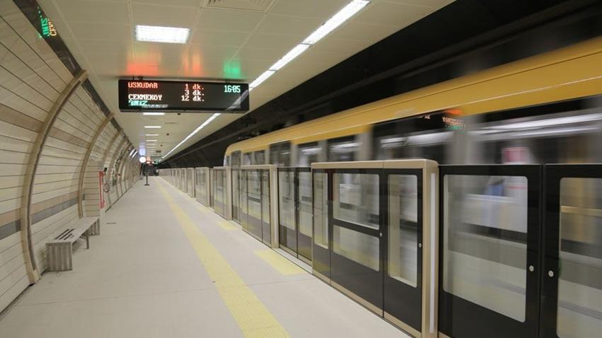 Türkiye'nin İlk Sürücüsüz Metro Hattı Avrupa Birincisi Seçildi