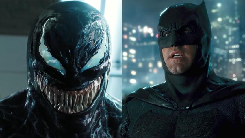 Venom, Justice League'i Geride Bırakmayı Başardı