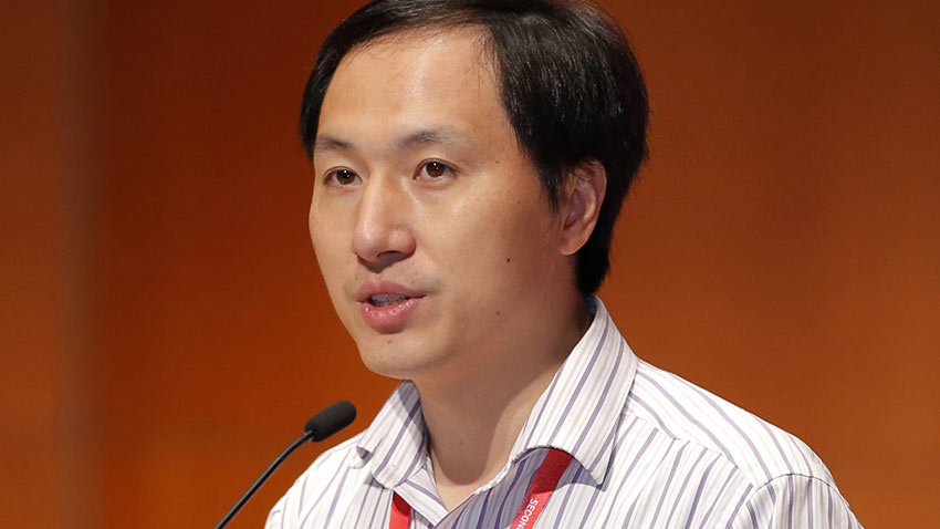 Çin Bebeklerde Gen Değişikliği