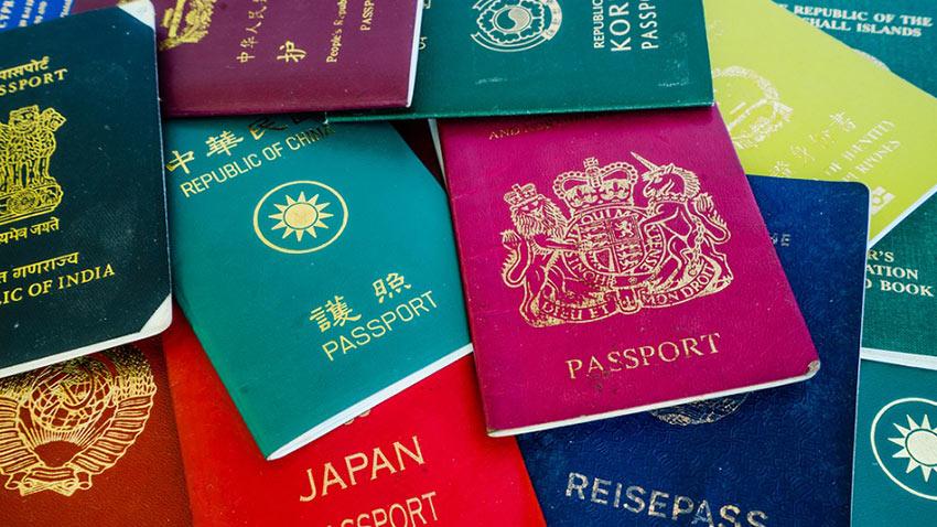 Dünyanın En Güçlü Pasaportları Listesi 1
