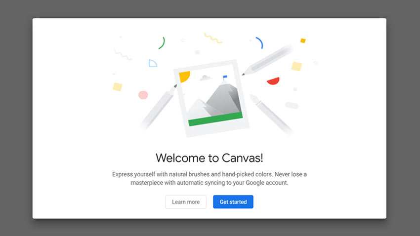 Google Chrome Canvas 1