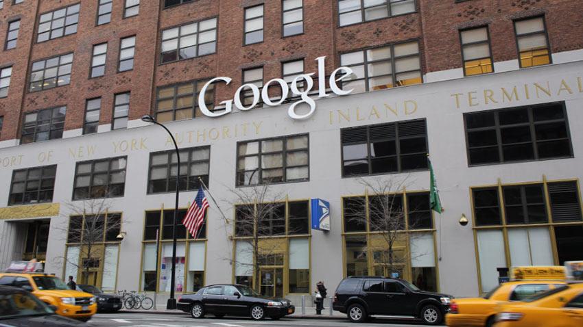 Google Ofisinde Cinayet İddiası