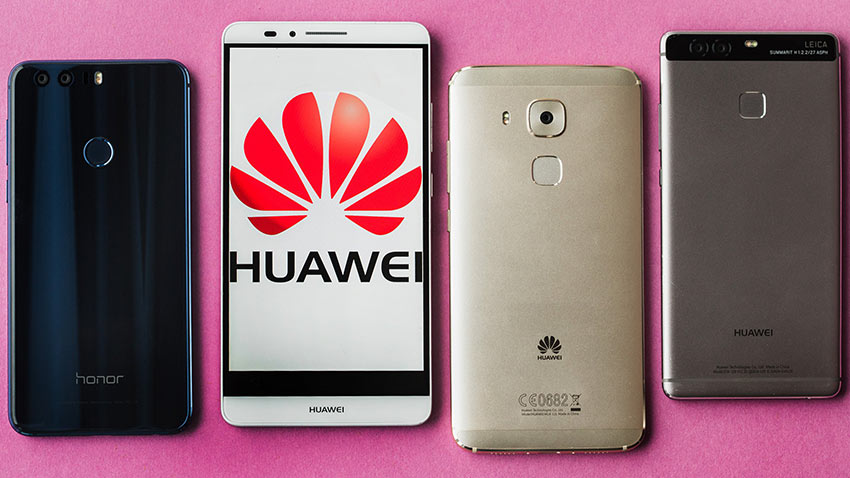 Huawei Yeni Rekor