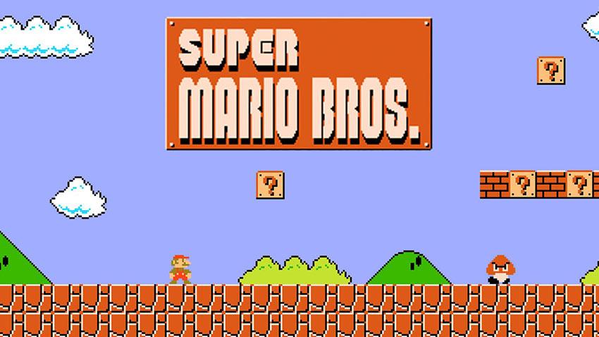 Super Mario Bros. Yeni Mod