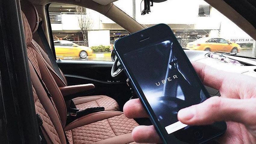 Uber Sürücülerine Kaza Sigortası Desteği