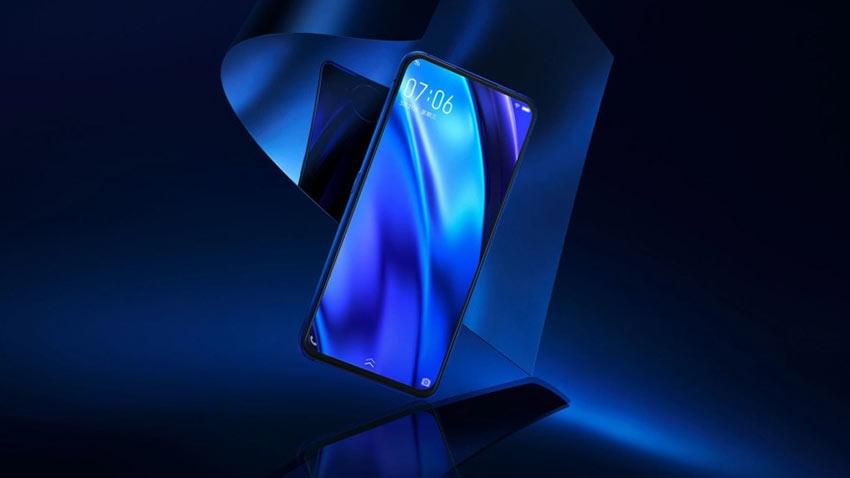 Vivo NEX Çift Ekranlı Akıllı Telefon 1