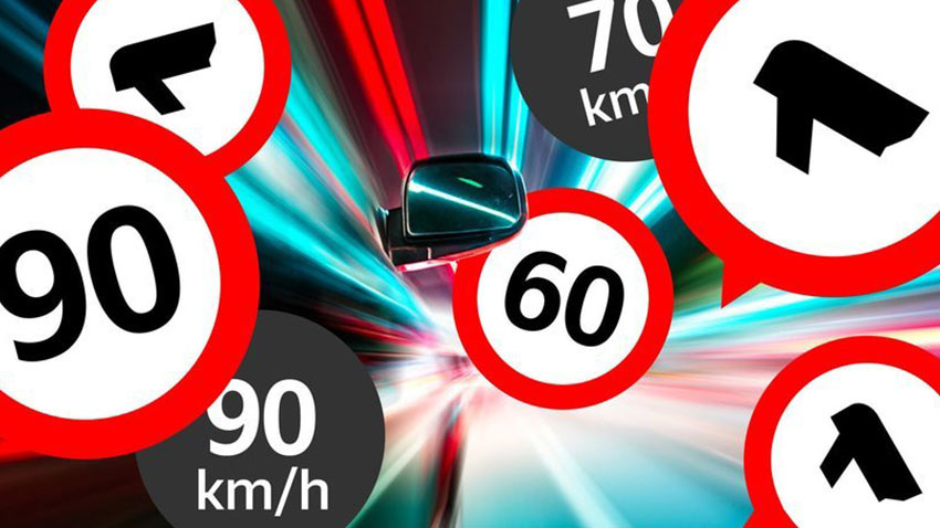 Yandex Navigasyon Hız Kamerası EDS 1