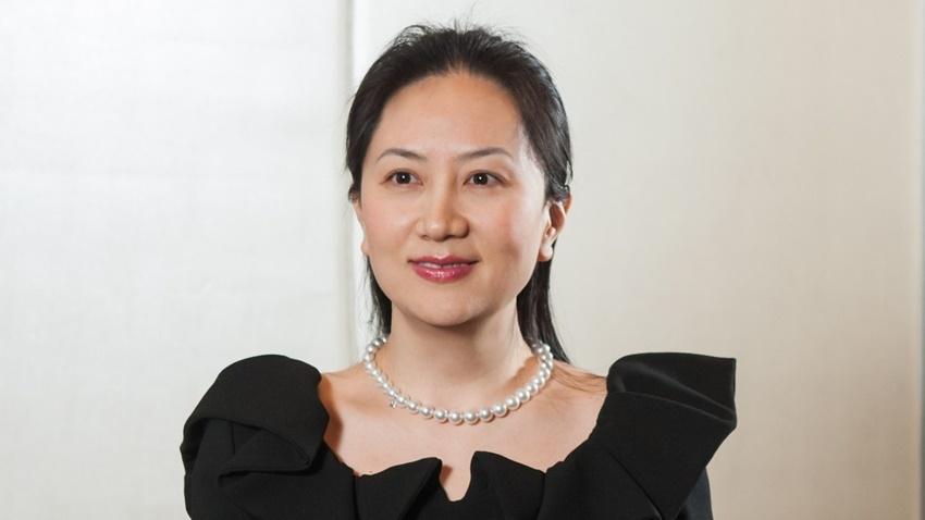 Huawei CFO tutuklanma