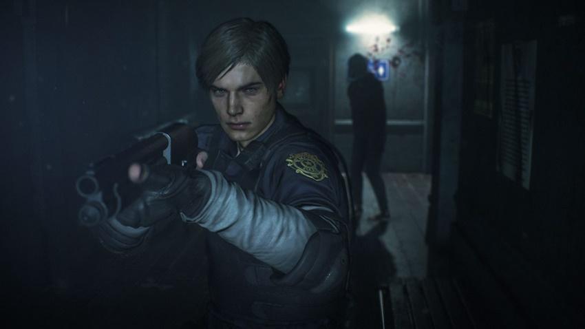 Resident Evil 2 PUBg Mobile