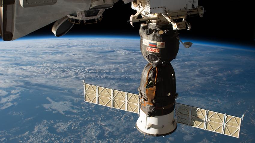 Soyuz MS09
