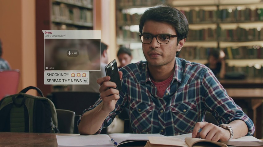 whatsapp hindistan reklam