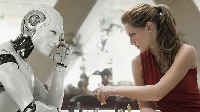 yapay zeka kadın