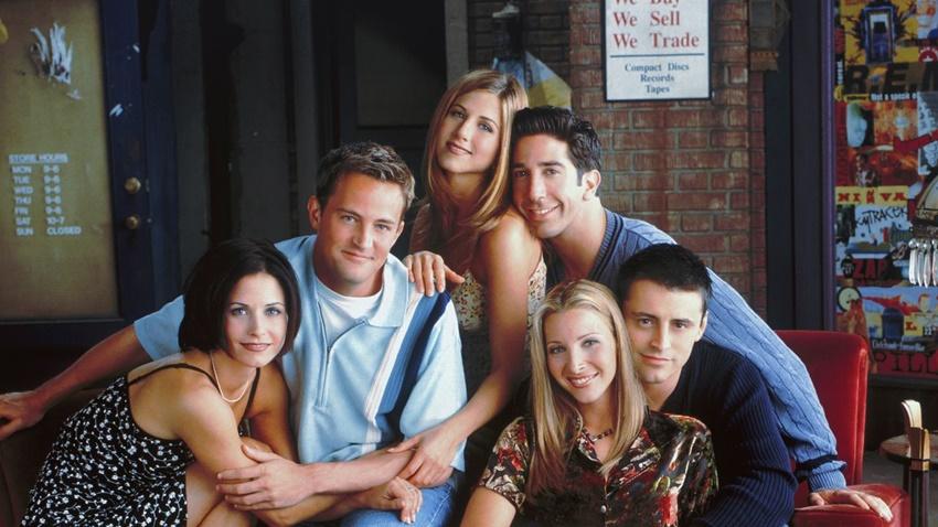 90'lı Yılların Efsanesi Friends, 2019'da da Netflix'te Olacak!