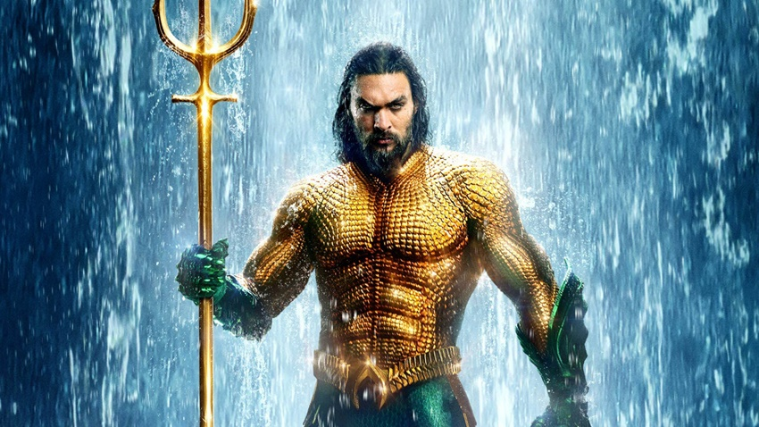 Aquaman Gişe Performansıyla Parmak Isırttırıyor!