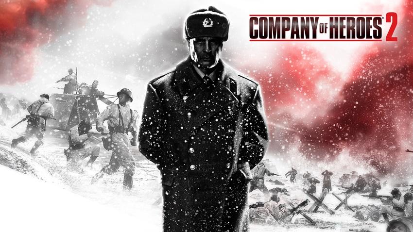 Company of Heroes 2, Steam'de Kısa Süreliğine Ücretsiz Oldu!