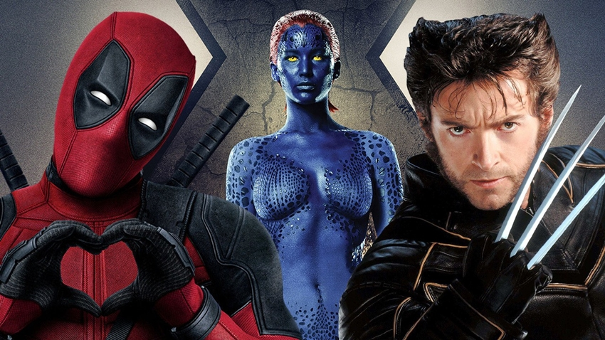 Deadpool ve X-Men Marvel Sinematik Evreni'ne Giriyor!