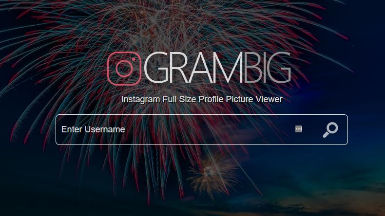 grambig Instagram