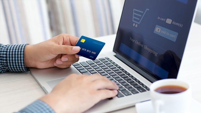 İnternetten Kartlı Ödemeler 13,5 Milyar TL'ye Ulaştı