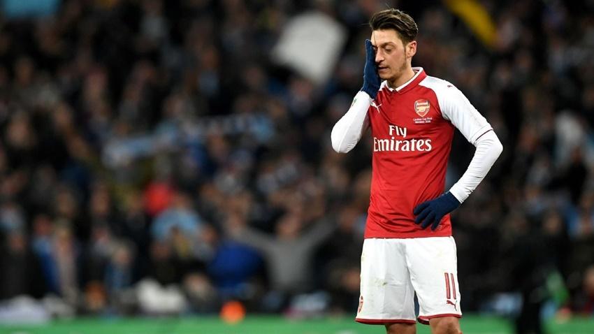 Mesut Özil'in Yaşadığı Sakatlığın Sebebi Fortnite Olabilir