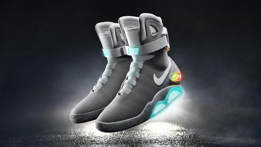 Nke'ın Gelecekten Gelen Ayakkabıları 2019 Yılında Çıkıyor