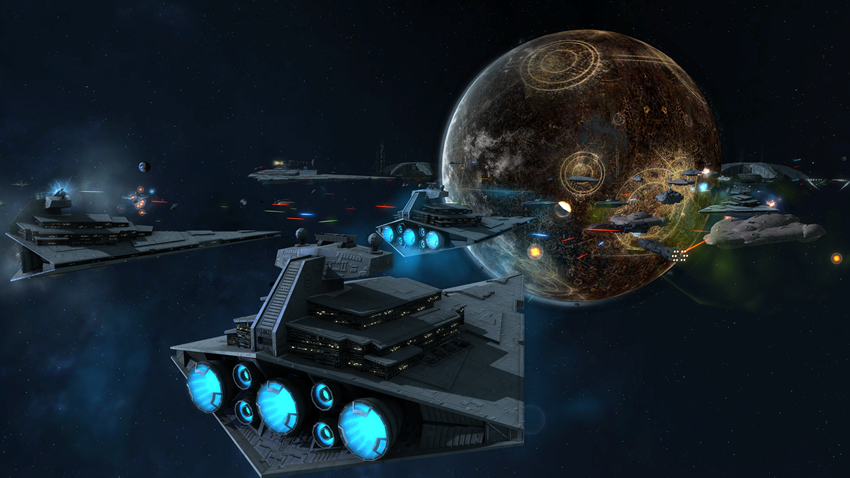 Sins of a Solar Empire Rebellion, Steam'de Ücretsiz Oldu!