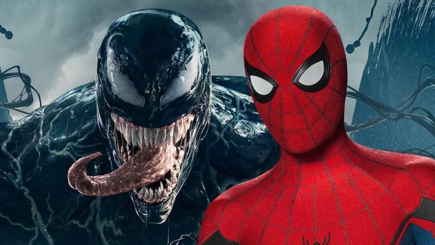 Venom'ın Devam Filmlerinde Spider-Man'i İzleyebiliriz!