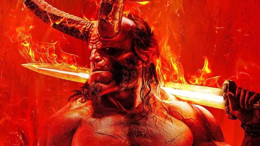 Yeni Hellboy Filminin İlk Fragmanı Yayınlandı