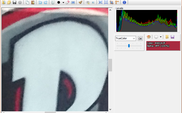 Color quantizer ile fotoğraf boyutunu düşürme