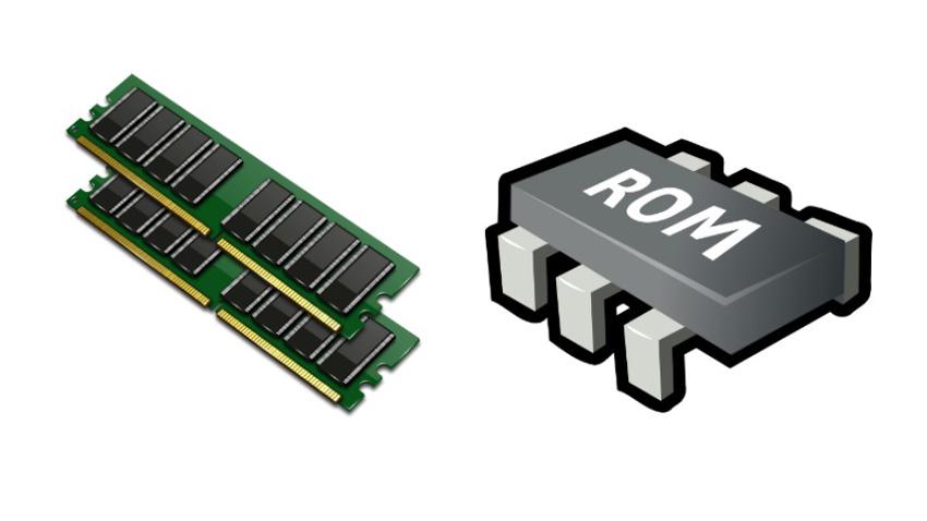 Ram ve Rom Nedir? Arasındaki Fark