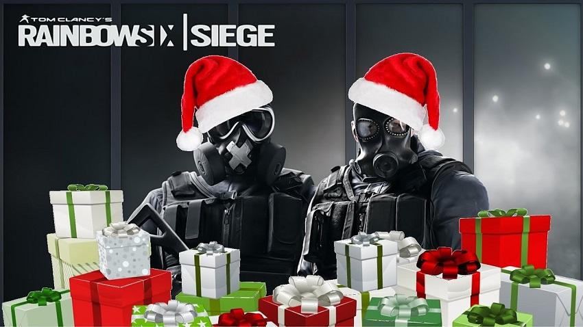 Rainbow Six Siege'deki Hediyenizi Almayı Unutmayın!