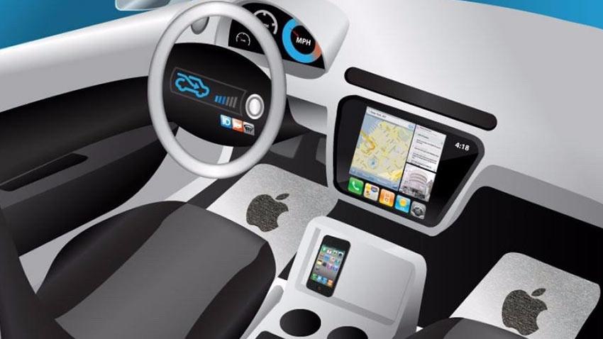 Apple Otonom Araç Planları
