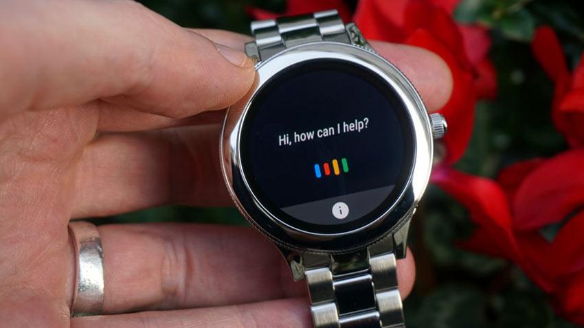 Google Fossil Akıllı Saat