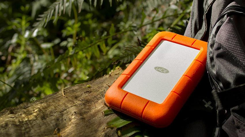 LaCie Taşınabilir Sabit Disk SSD 1