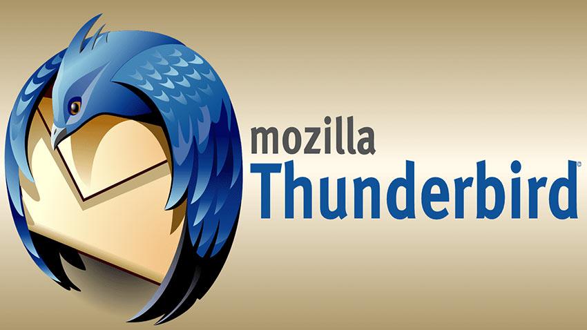 Mozilla Thunderbird Guncelleme 1