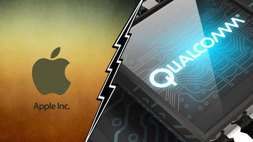 Qualcomm Apple Savaşı
