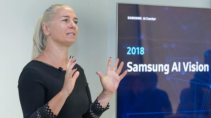 Samsung Yapay Zeka Merkezleri 1