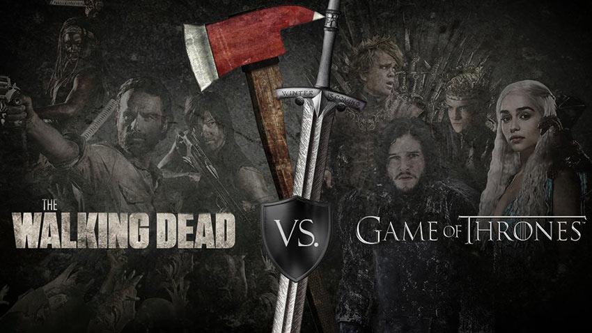 The Walking Dead Korsan İzlenme 1