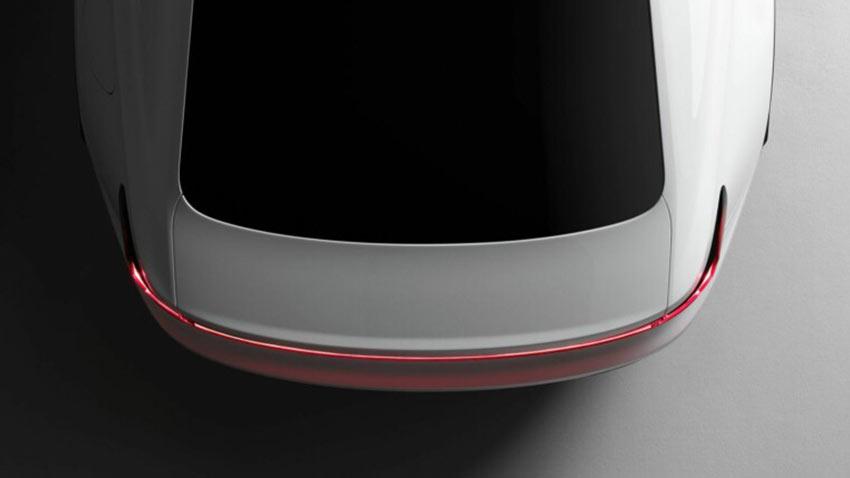 Volvo Polestar2 Android Auto