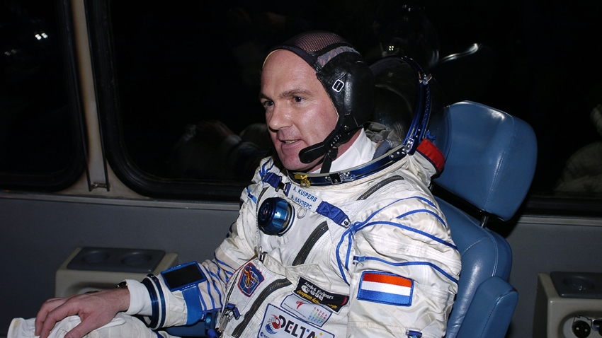 Andre kuipers 911