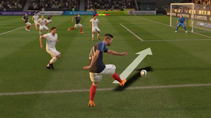 FIFA 19 şut güncellemesi