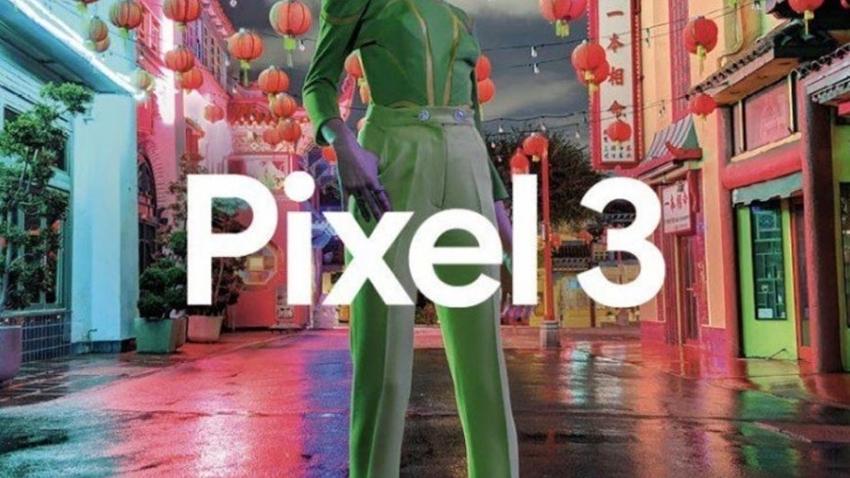 Pixel 3 çekim modu