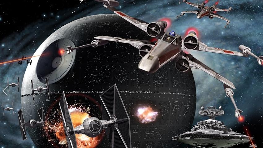 star wars açık dünya