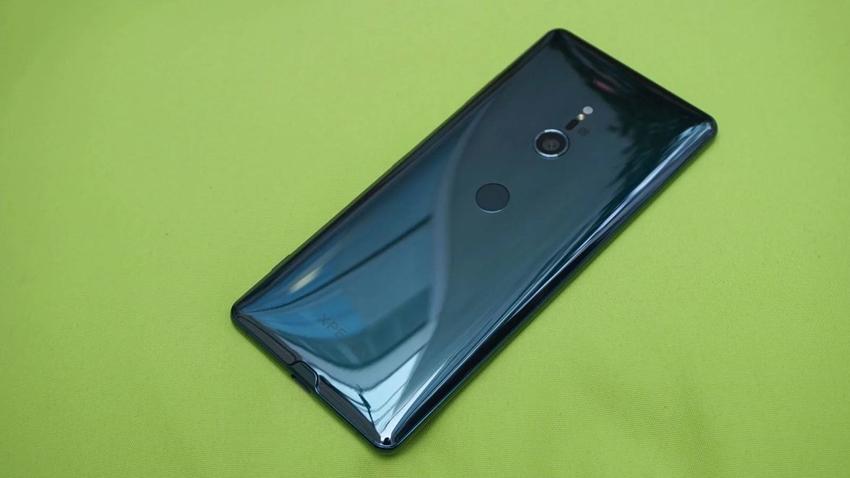 Sony Xperia XZ4 AnTuTu