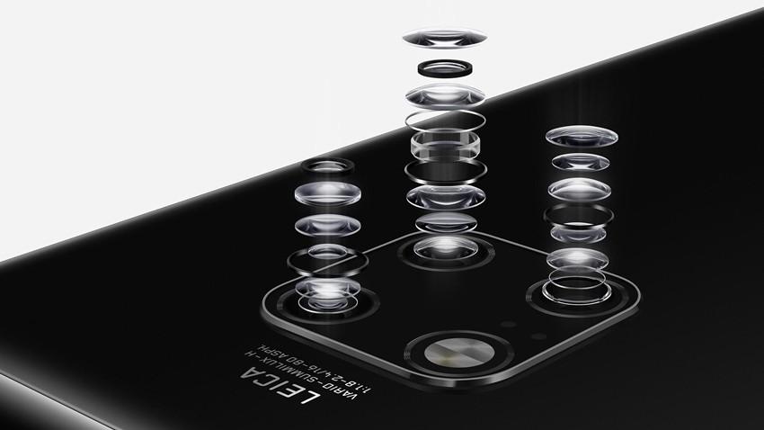 Mate 20 Pro Lens