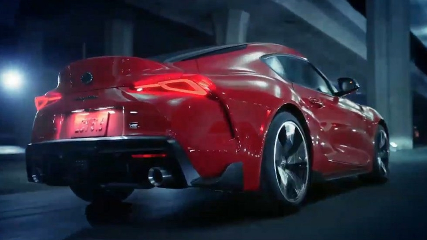 2020 Toyota Supra Sızdırılan Video ile Ortaya Çıktı!