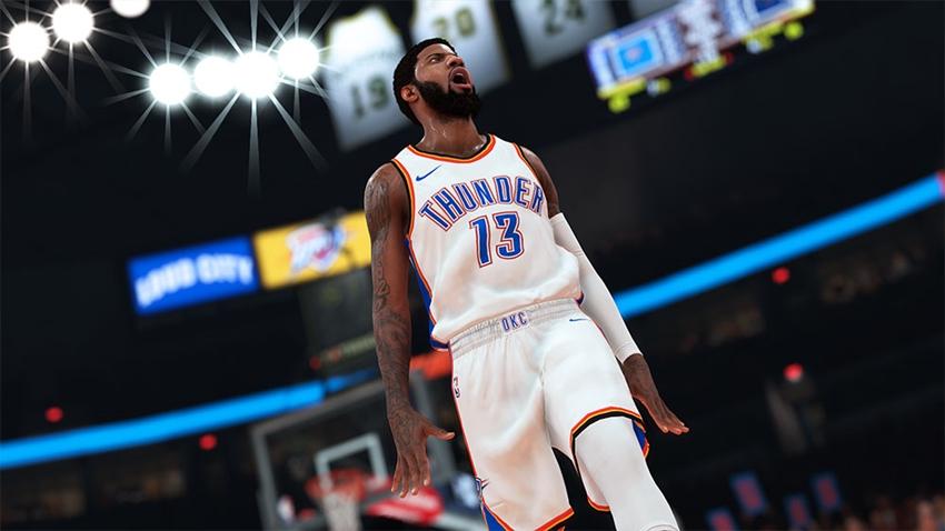 2K Games ve NBA 1.1 Milyar Dolara El Sıkıştı