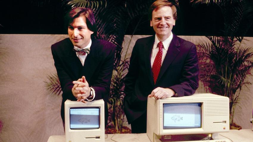 Apple'ın Efsanevi Bilgisayarı Macintosh 35 Yaşında!